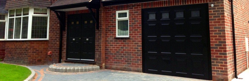 Garage Doors in Stockport