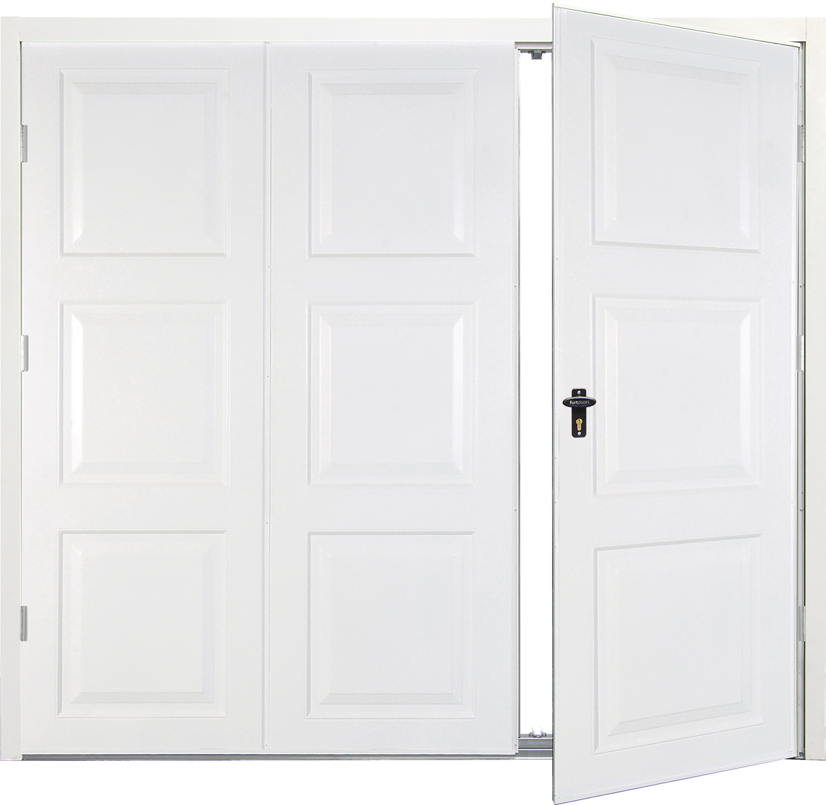 Timber Upvc Steel Side Hinged Garage Doors Prices