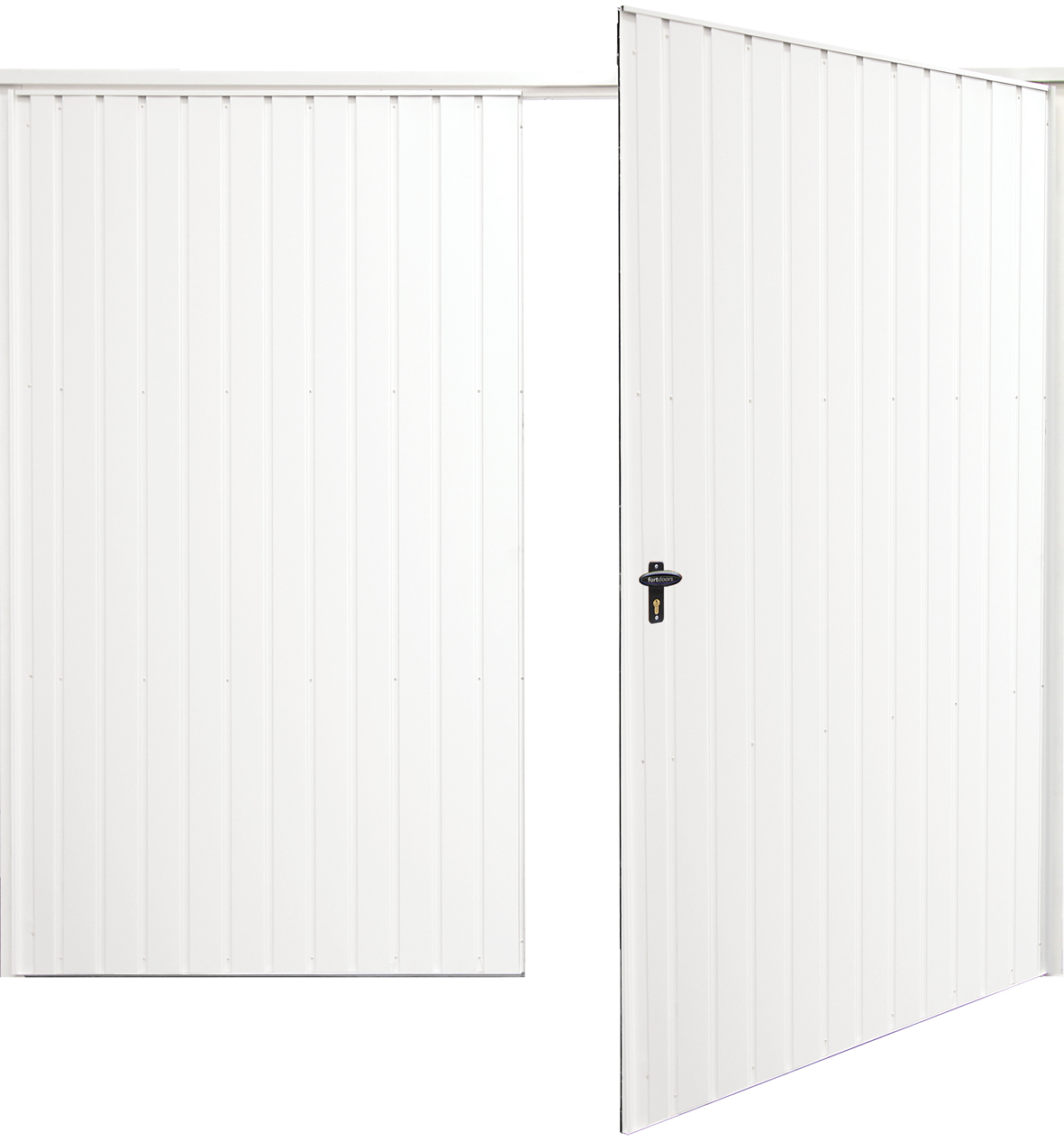 Timber Upvc Amp Steel Side Hinged Garage Doors Prices