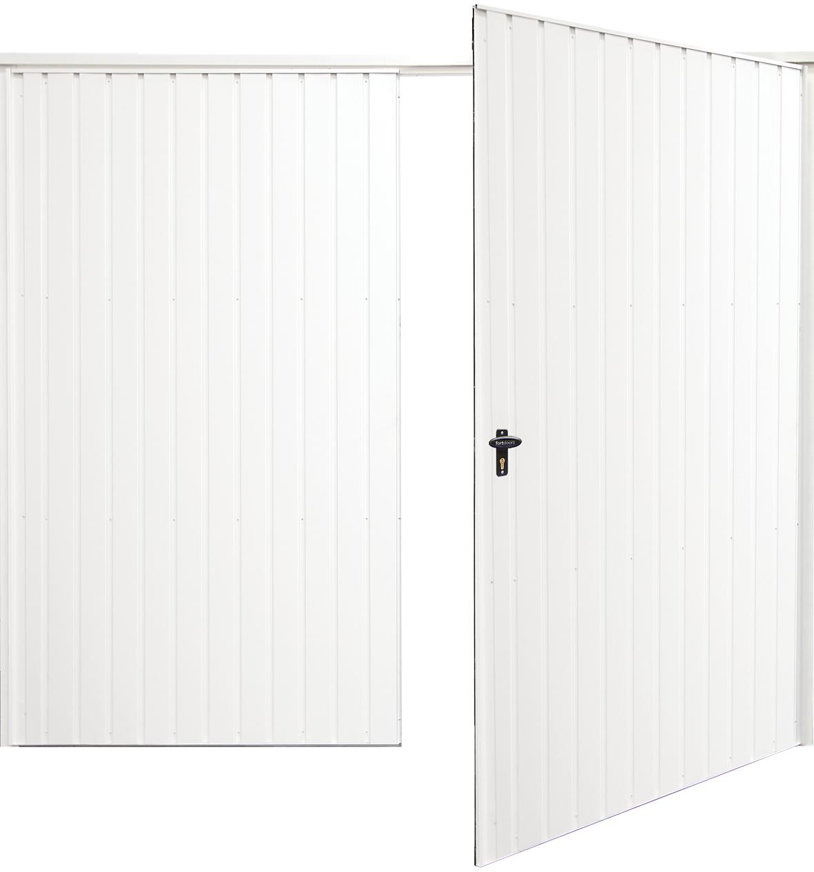 Timber upvc steel side hinged garage doors prices fort doors side hinged garage doors rubansaba