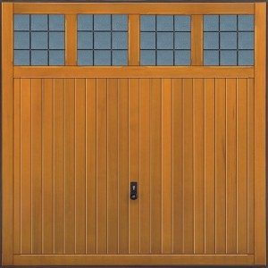 hormann timber garage door blackpool