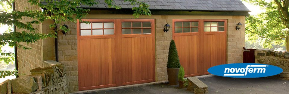 garage doors blackpool
