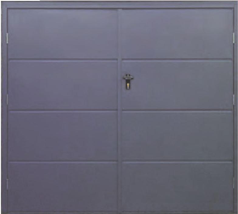 Timber Upvc Amp Steel Side Hinged Garage Doors Prices
