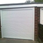 household garage door