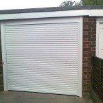household garage door