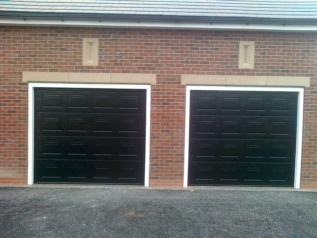 Garage Doors in Bolton