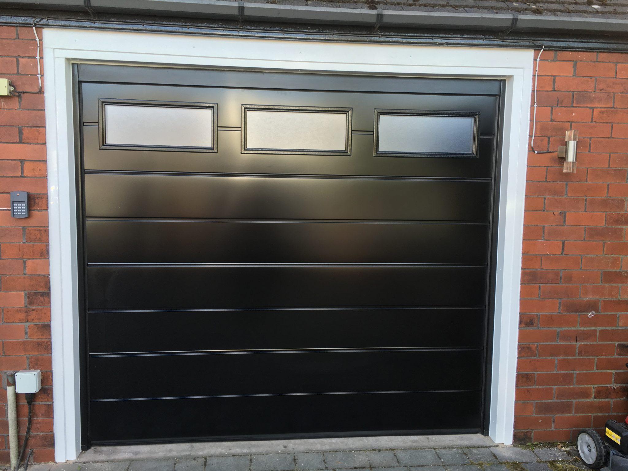 1536 #8E533D Garage Door Fitting In Worsley 2 image Garage Doors Manufacturers Usa 37632048