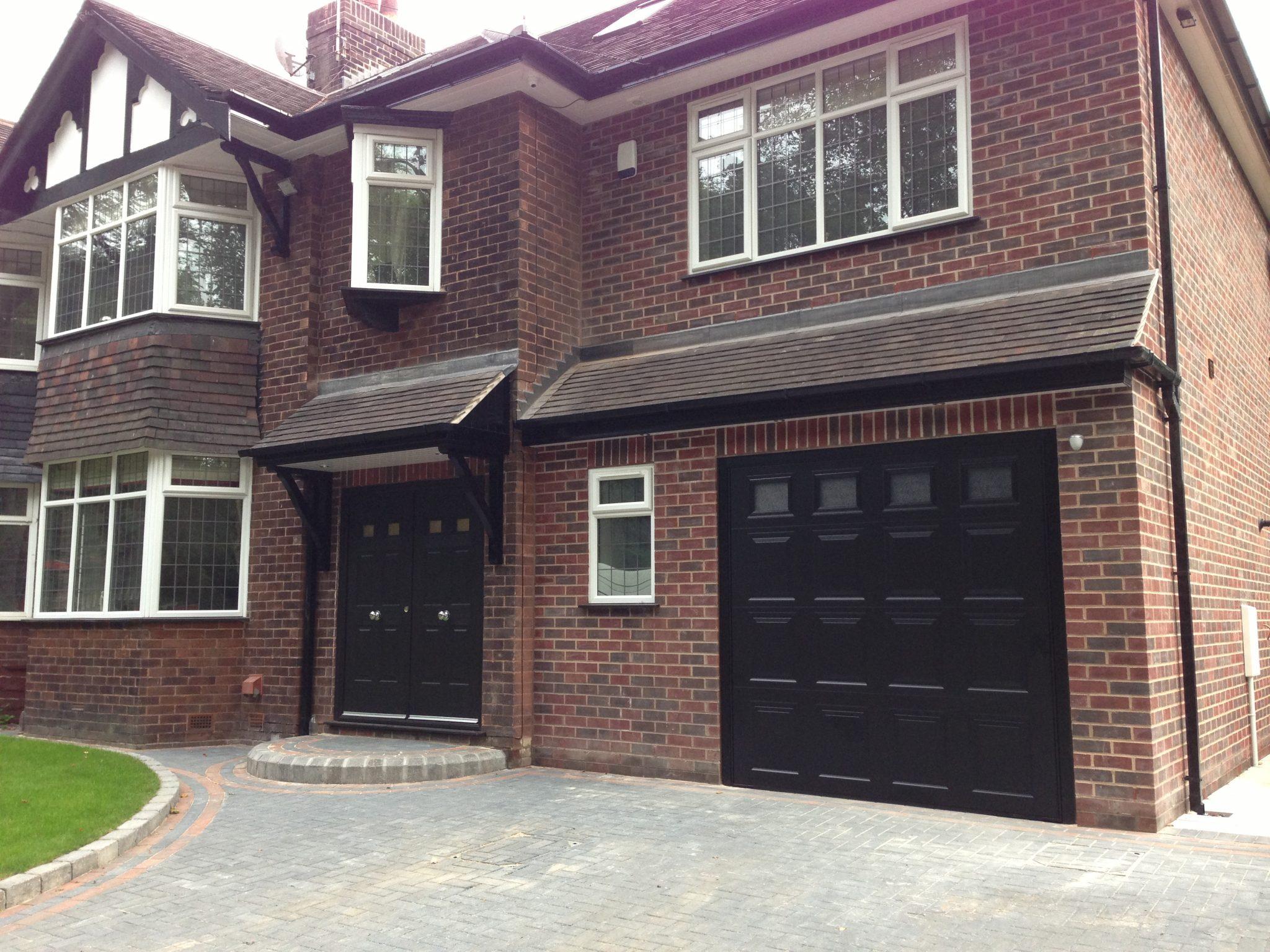 1536 #8B6040 Garage Doors In Stockport CBL Garage Doors save image Dark Garage Doors 36572048