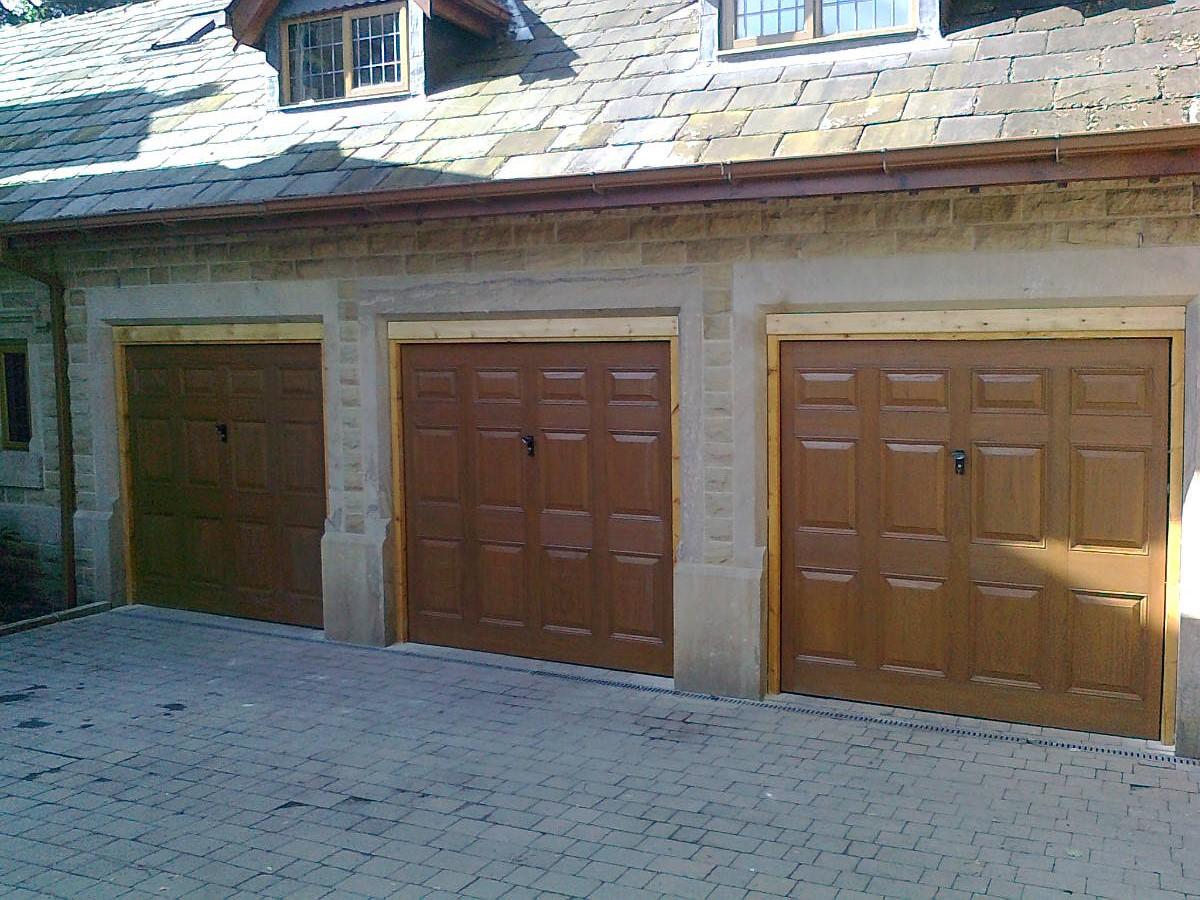 Cbl are proud suppliers of garage door customers in the north west 3 new garage doors rubansaba